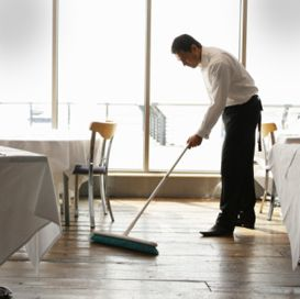 restaurant cleaning1