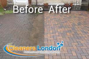 Driveway Cleaning London