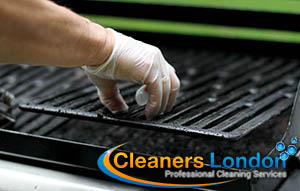 Degreasing Grill